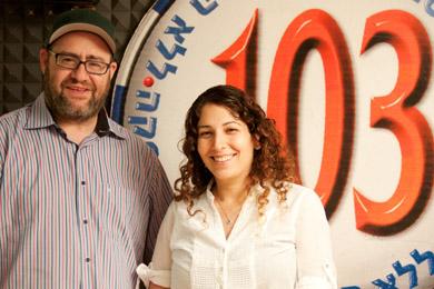 מדברים קבלה 103FM - אורח: יהודה ברג