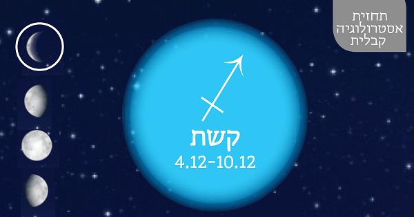 תחזית אסטרולוגיה קבלית 10.12.17 - 4.12.17 / יעל ירדני